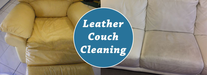 Leather Couch Cleaning Services in Fernances
