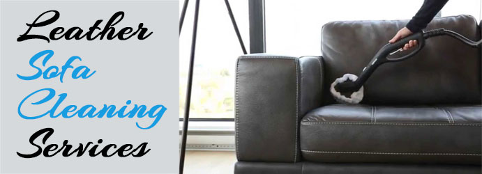 Leather Sofa Cleaning Services In Woodlands